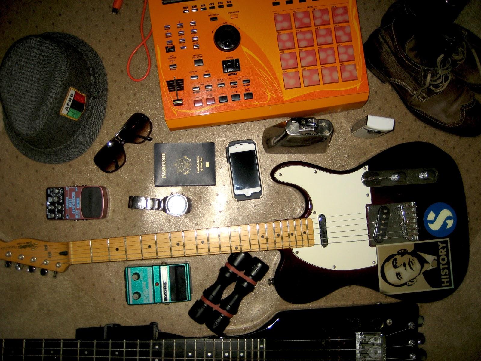 Essentials Erik Rico