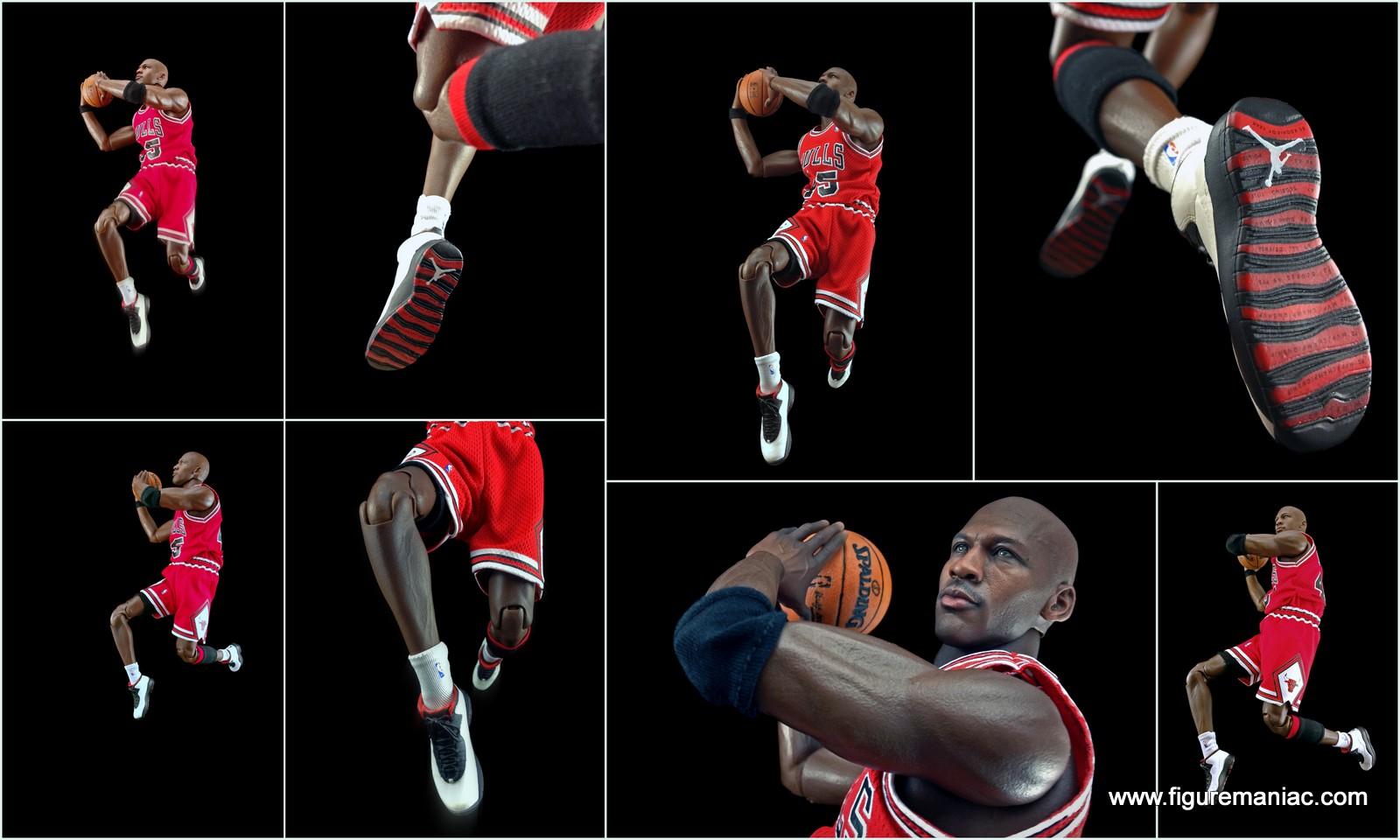 Michael Jordan (I'm back) 7