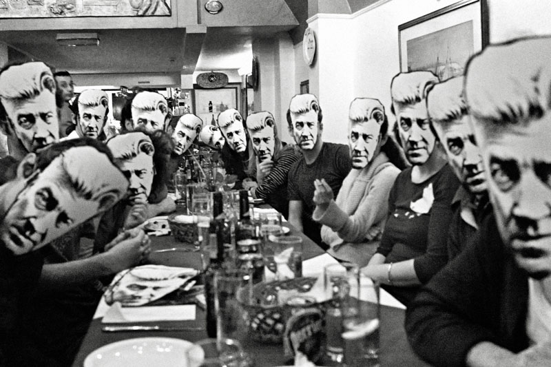 we-are-all-david-lynch-hinua-hin-chua-flickr-masks-dining-table-faces