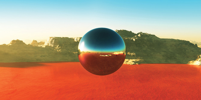 Scissor Sisters - Magic Hour - Sphere 2 - Neil Krug