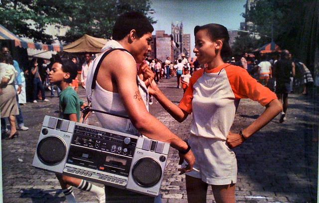 New York's Hip-Hop, circa 1970's - 80's (1)
