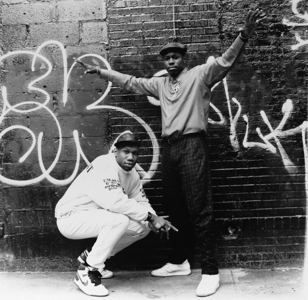 bdp scott la rock and krs1.nyc 1987