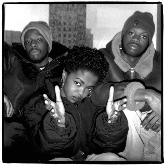 Fugees NYC 1-28-1994