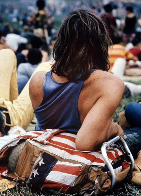 Photos of Life at Woodstock 1969 (11)