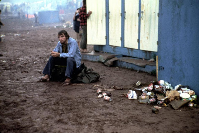 Photos of Life at Woodstock 1969 (13)
