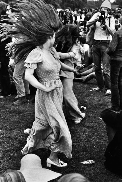Photos of Life at Woodstock 1969 (22)