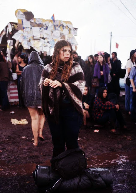 Photos of Life at Woodstock 1969 (41)