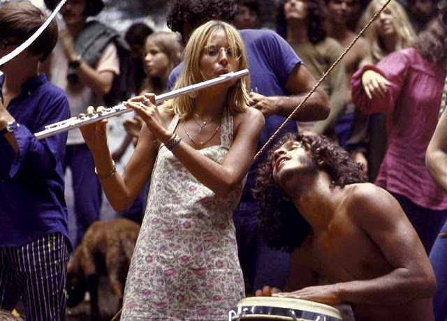 Photos of Life at Woodstock 1969 (53)
