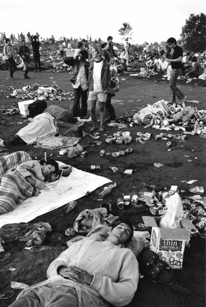 Photos of Life at Woodstock 1969 (56)