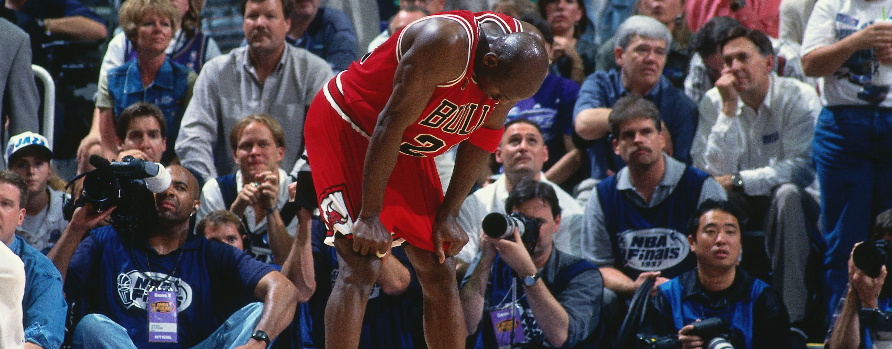 1997 NBA Finals Game Five: Chicago Bulls v Utah Jazz