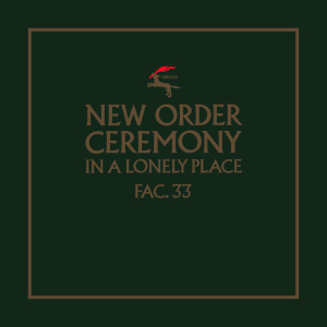 FAC-33 NEW ORDER - CEREMONY