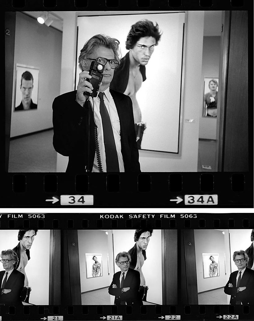 Richard Avedon, Amon Carter, Fort Worth, Texas Sept 12, 1985
